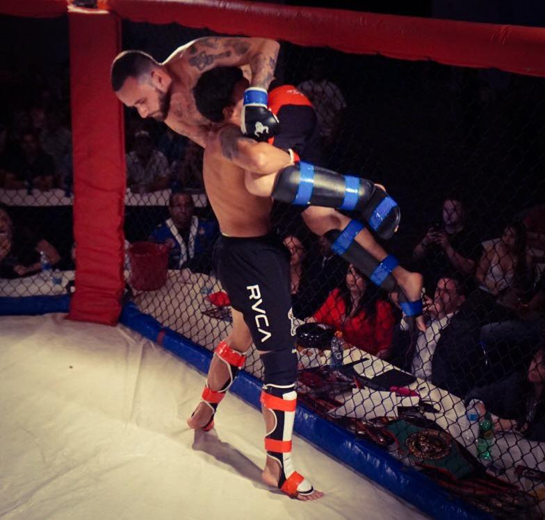 Full Contact Combat Sport >> Mixed Martial Arts Program Martial Arts University